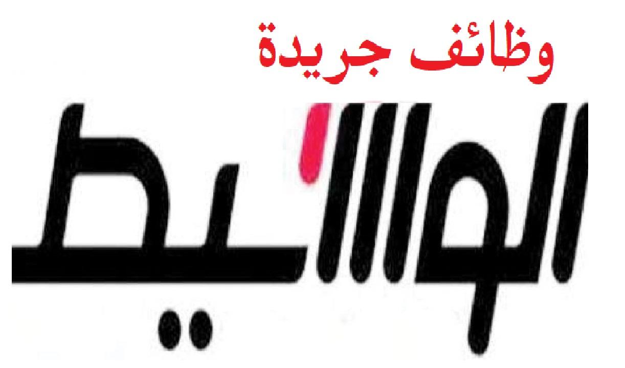 وظائف جريدة الوسيط اليوم الجمعة 7/8/2020 لجميع المؤهلات