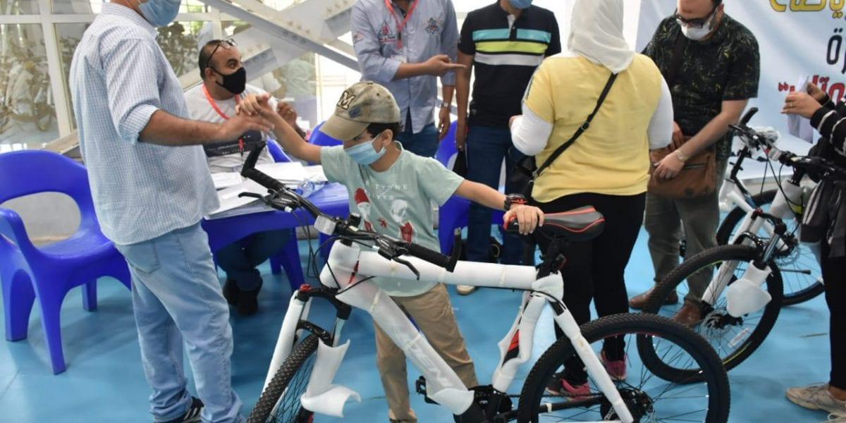 """وزارة الشباب والرياضة تُعلن عن موعد المرحلة الثانية من مبادرة """"دراجتك صحتك"""""""