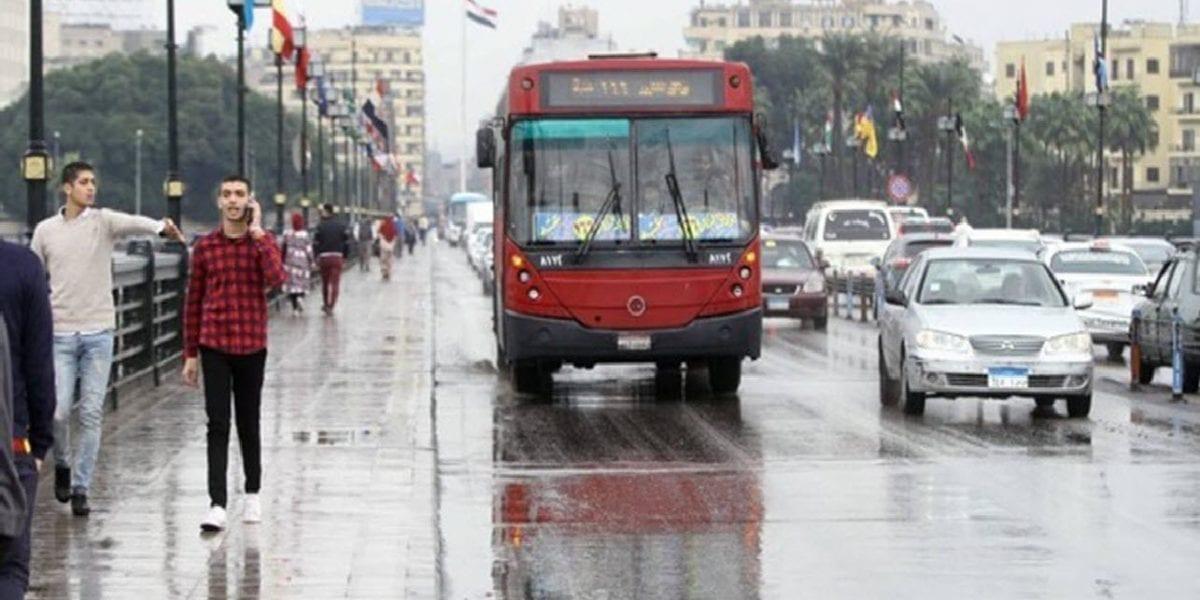 الارصاد تعلن حالة الطقس المتوقعة خلال ال 24 ساعة المقبلة وسقوط أمطار على هذه المناطق