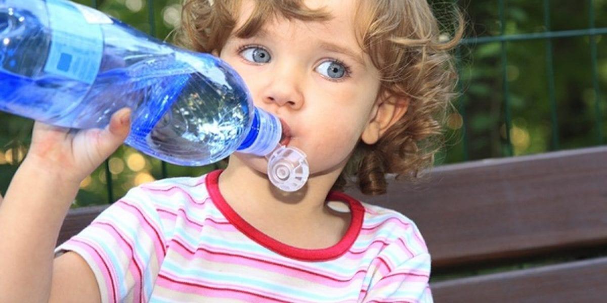 زجاجة المياه