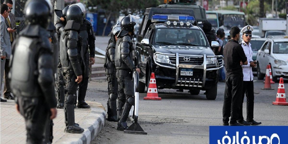 مقتل يحيي تكية المعروف بخط الصعيد علي يد قوات الشرطة بعد تبادل لإطلاق النار