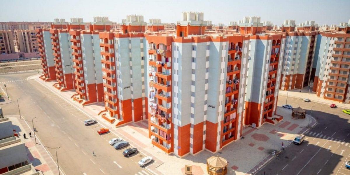 تنفيذاً لمبادرة الرئيس.. الإسكان الاجتماعي تطرح 125 ألف شقة سكنية لمحدودي ومتوسطي الدخل