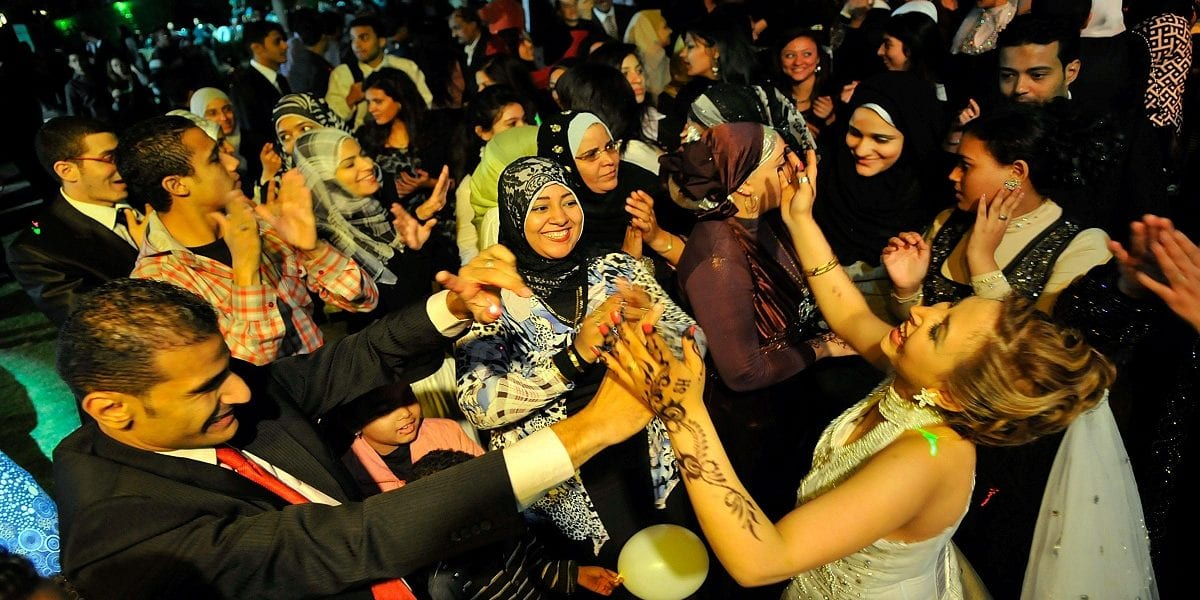 أول محافظة مصرية تقرر إعادة فتح قاعات الأفراح والمناسبات