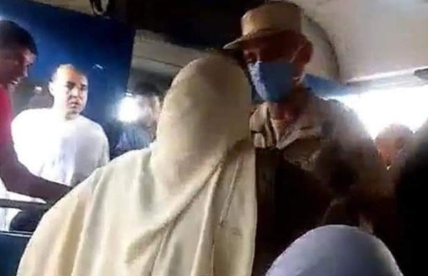 """""""واقعة المجند والكمسري والأم المصرية"""" القوات المسلحة تصدر بياناً رسمياً على واقعة قطار المنصورة 5"""
