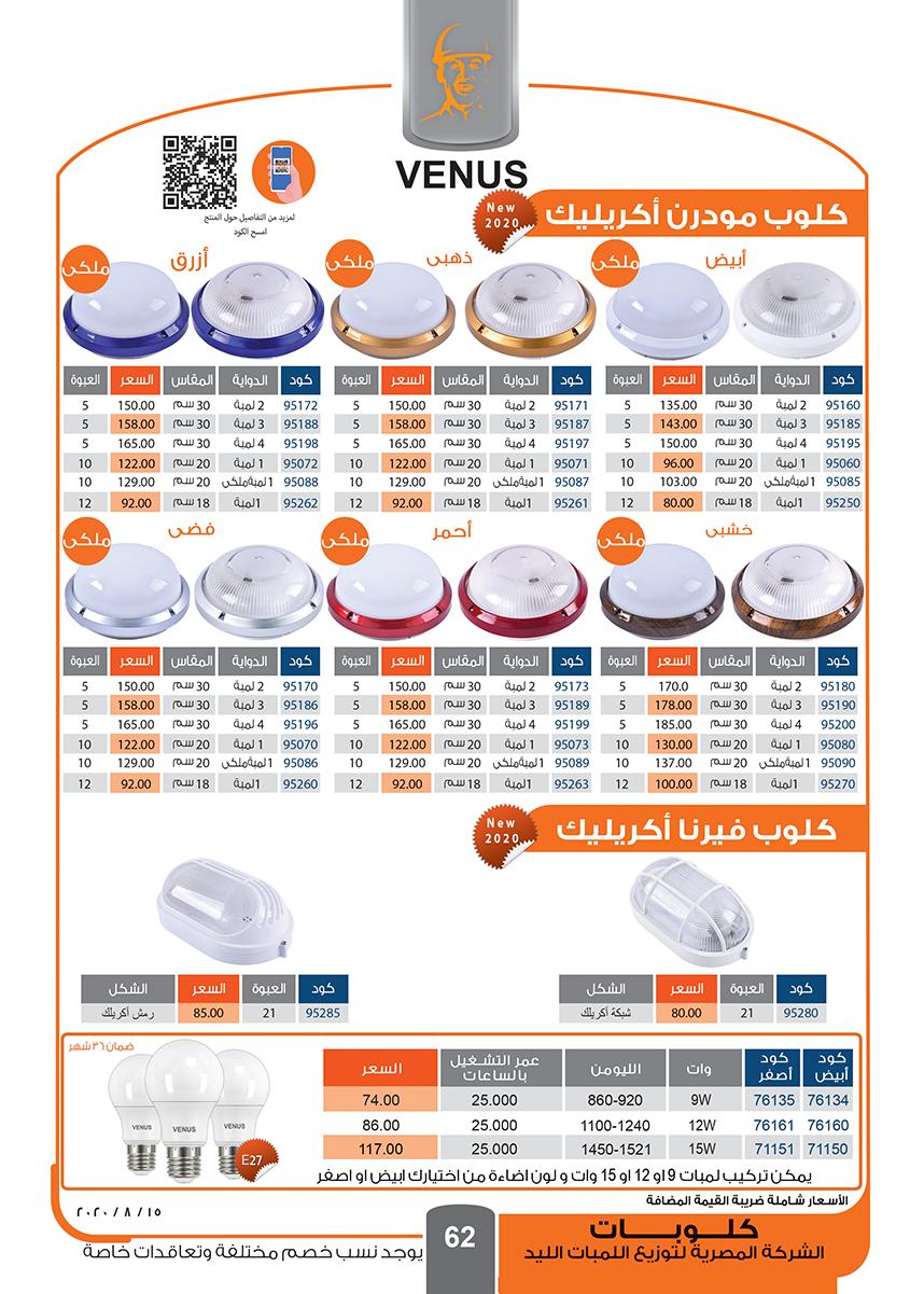اعرف أحدث عروض فينوس لتشطيب الشقق وحمل كتالوج فينوس 2020 pdf 17