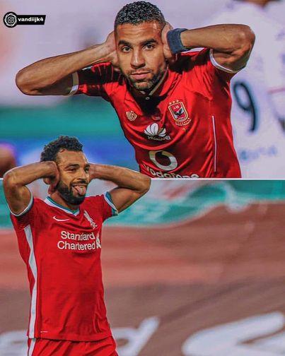 بالصور| الأهلي يرد على لفتة محمد صلاح ونادي ليفربول بشأن مؤمن زكريا وأول رد فعل من اللاعب