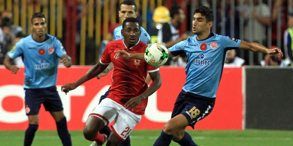 نتيجة مباراة الأهلي والوداد المغربي في نصف نهائي دوري أبطال إفريقيا
