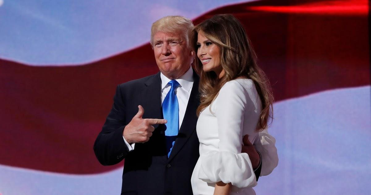 دونالد ترامب وزوجته ميلانا في الحجر الصحي بعد تأكيد أصابتهما بفيروس كورونا
