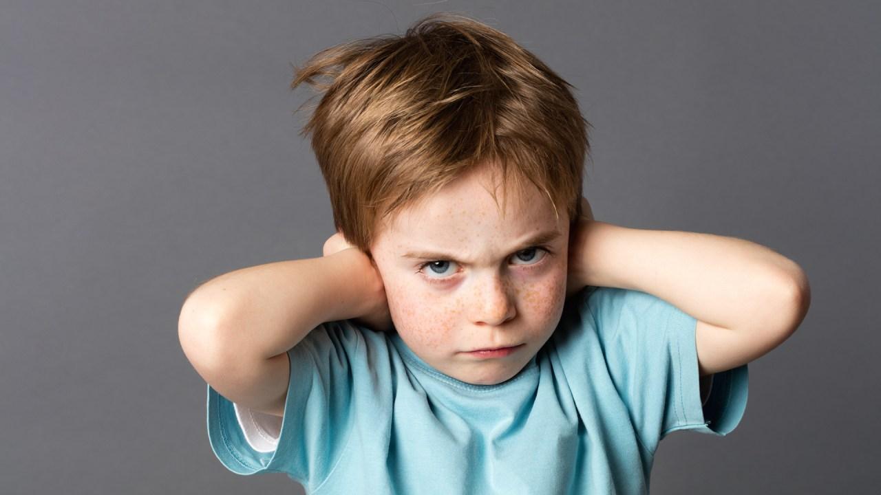 الطفل العنيد وطريقة التعامل معه 2