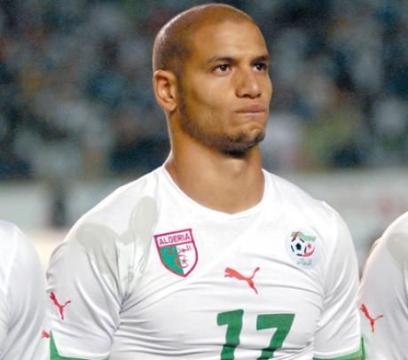 الجزائر تتعادل ايجابيا مع المكسيك 2