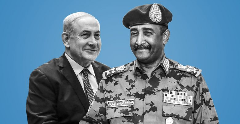 تطبيع العلاقات بين السودان وإسرائيل وأول تعليق رسمي للرئيس السيسي 3