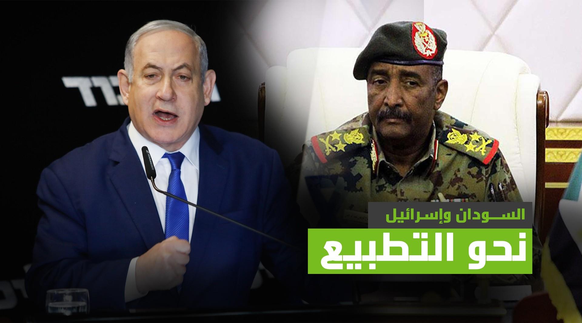 تطبيع العلاقات بين السودان وإسرائيل وأول تعليق رسمي للرئيس السيسي 2