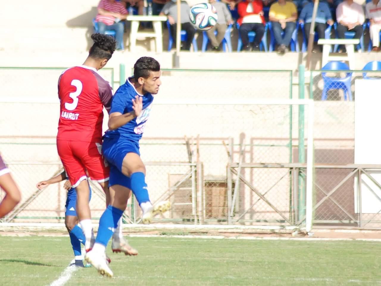 حوار| الحسيني أحمد لاعب ديروط لــ