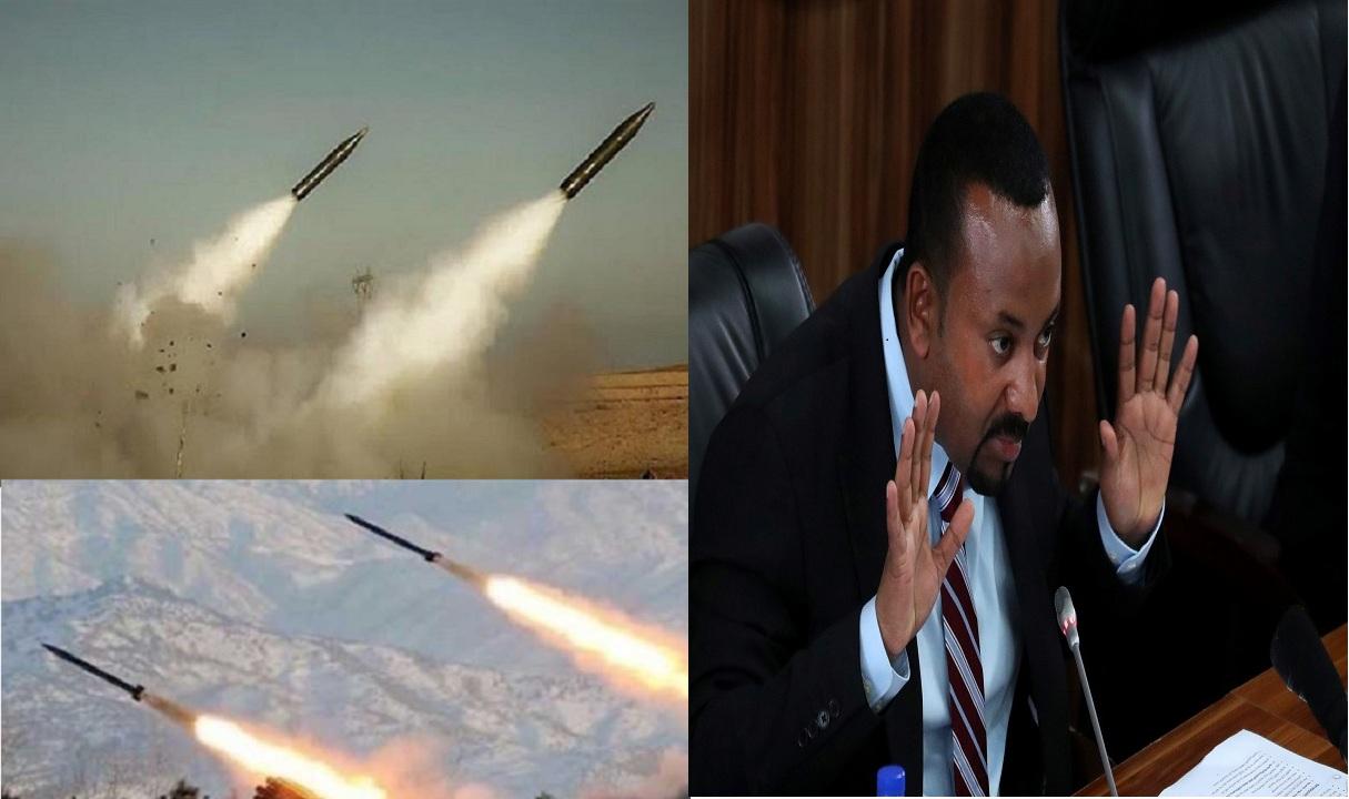 """""""أثيوبيا تشتعل"""" مقتل 34 شخص اليوم في هجوم مسلح واستهداف مطار أسمرة بالصواريخ"""
