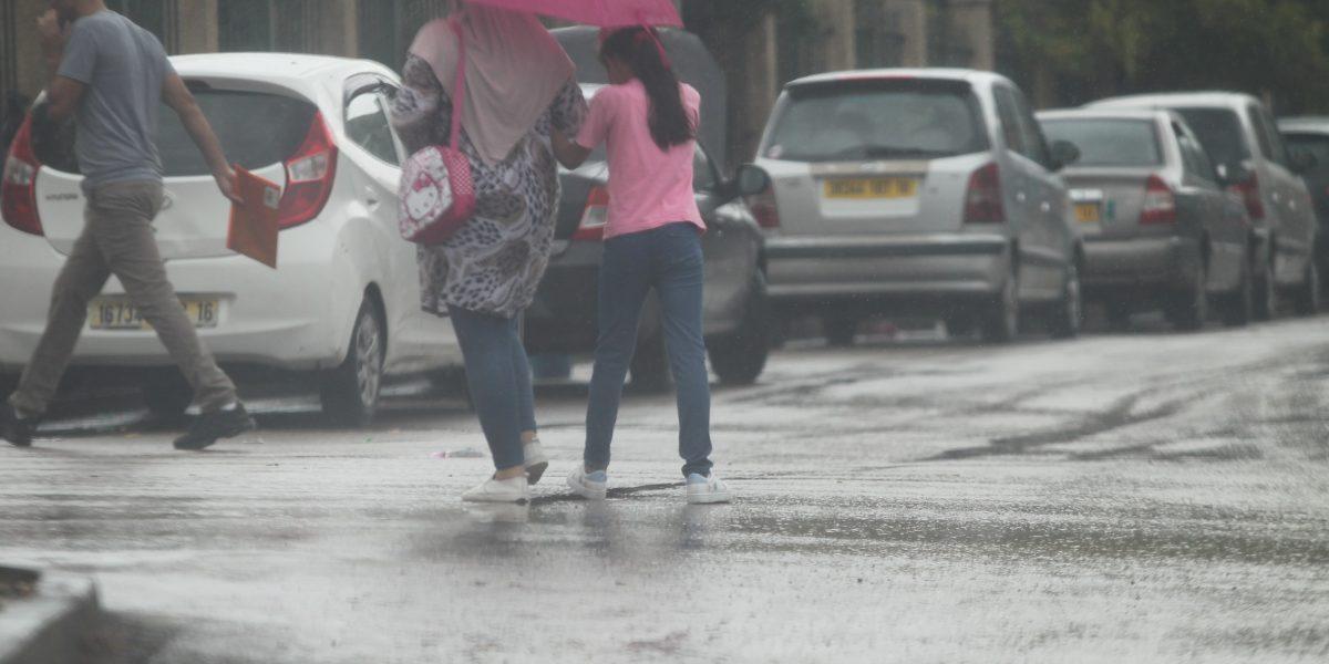الأرصاد تعلن أماكن سقوط الأمطار وكمياتها على كافة محافظات الجمهورية لمدة 7 أيام