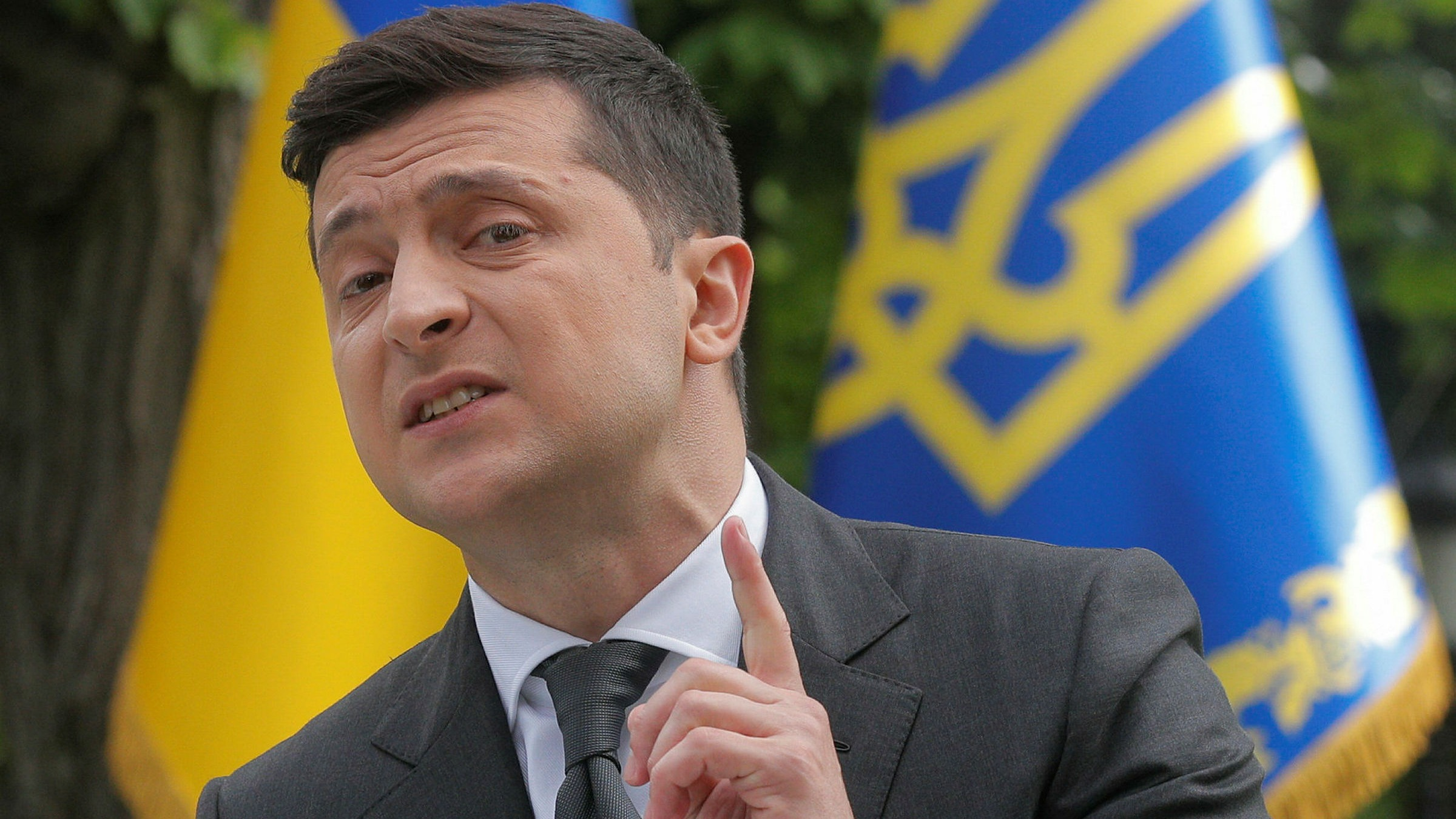 رئيس أوكرانيا