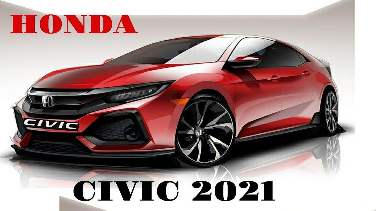 سعر ومواصفات سيارة هوندا سيفيك 2021 1