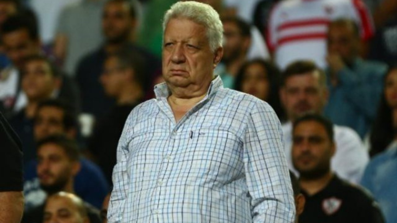 مرتضى منصور خارج البرلمان وفرج عامر يعلق على الشماتة في رئيس الزمالك المعزول 2