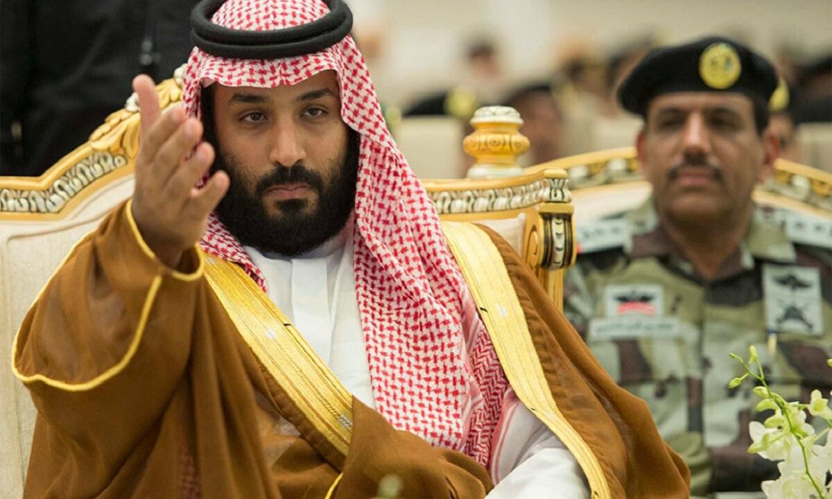 """""""تصريح ولي العهد يتصدر تويتر"""" الأمير محمد بن سلمان يهدد بقوة ويتوعد هؤلاء بالضرب بيد من حديد 1"""