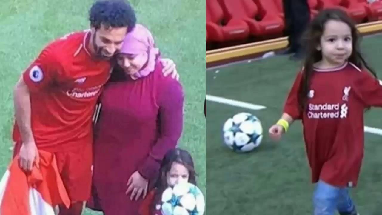 إصابة زوجة محمد صلاح بكورونا 3