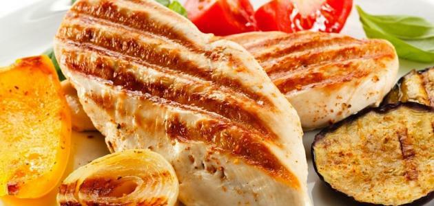 طريقة عمل الدجاج المسحب والأرز البسمتى بالكارى 3