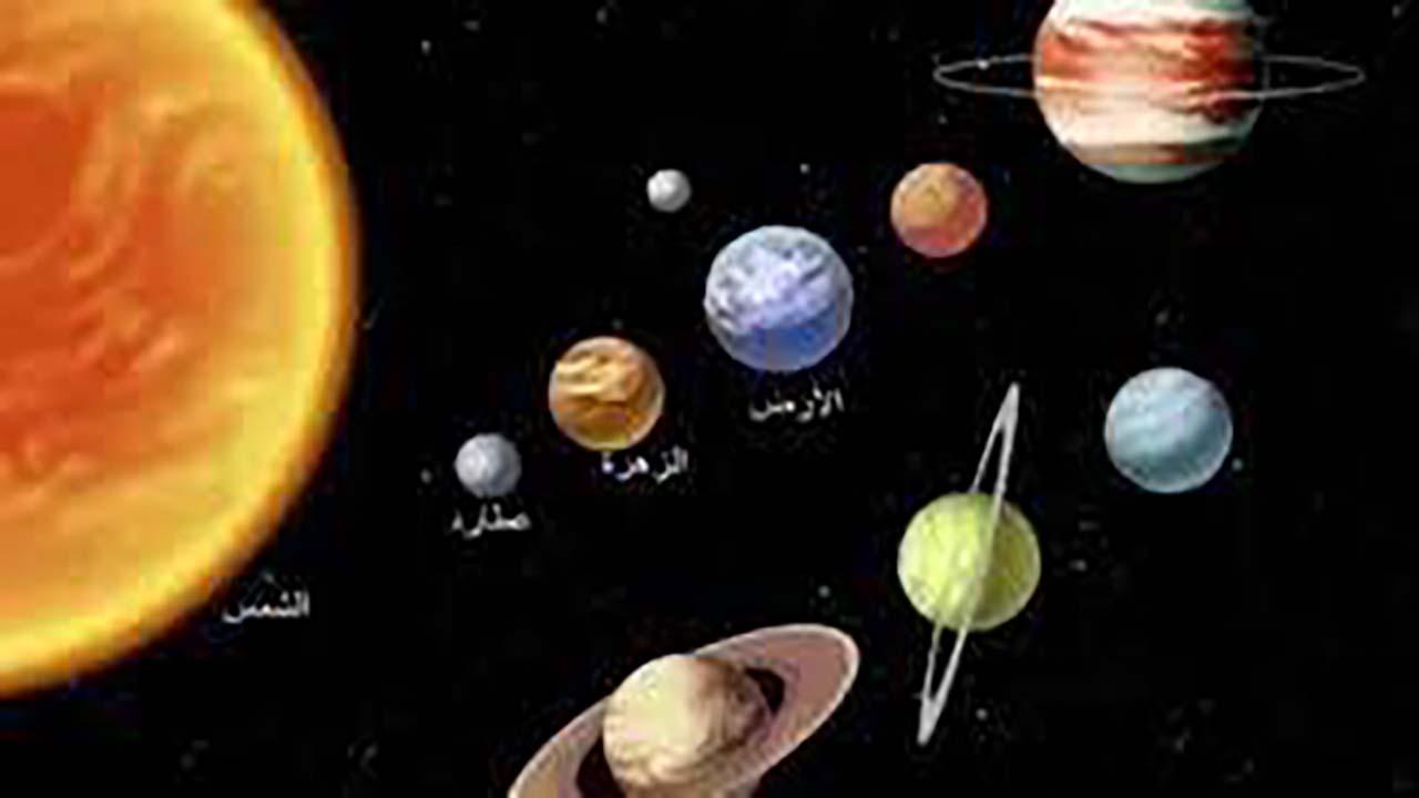 رقصة الكواكب حول الشمس   ظاهرة فلكية غريبة وفريدة