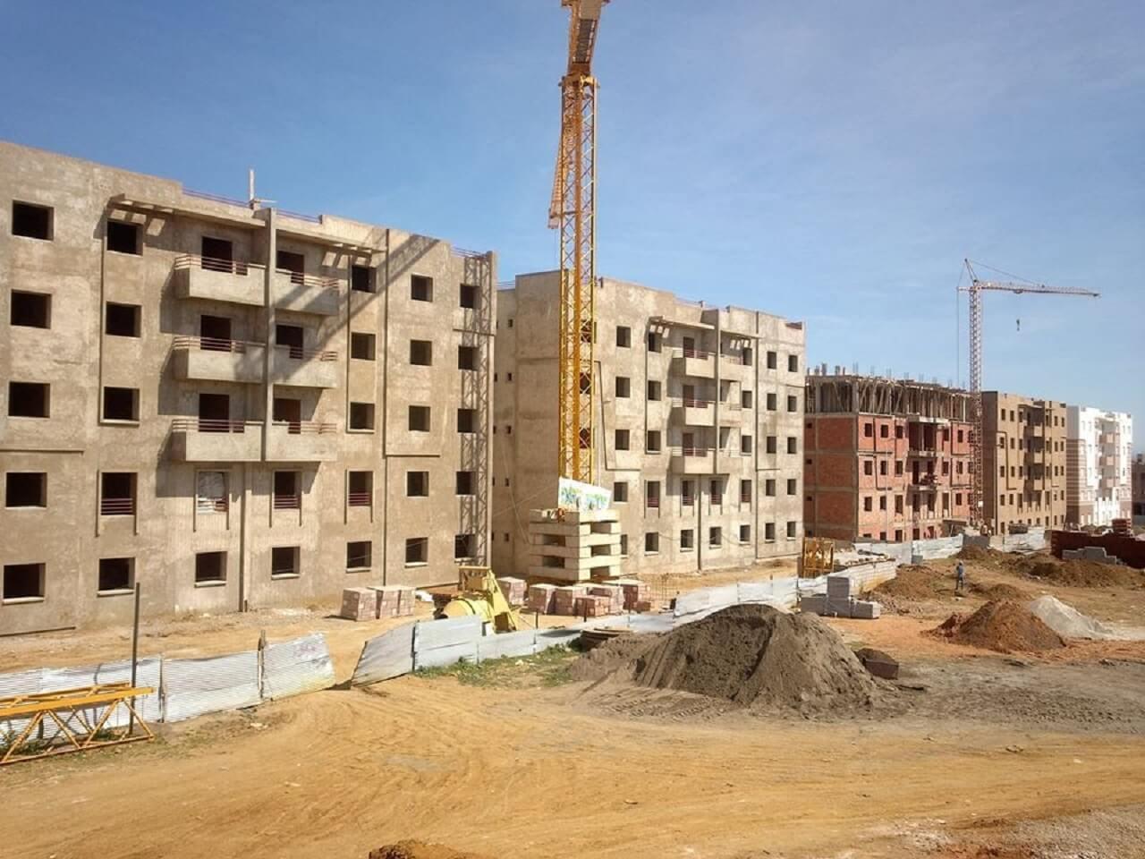 الإسكان تبدأ طرح كراسات شروط حجز 820 وحدة سكنية بمطار إمبابة بمساحات تتراوح بين 83 و 100 متر مربع