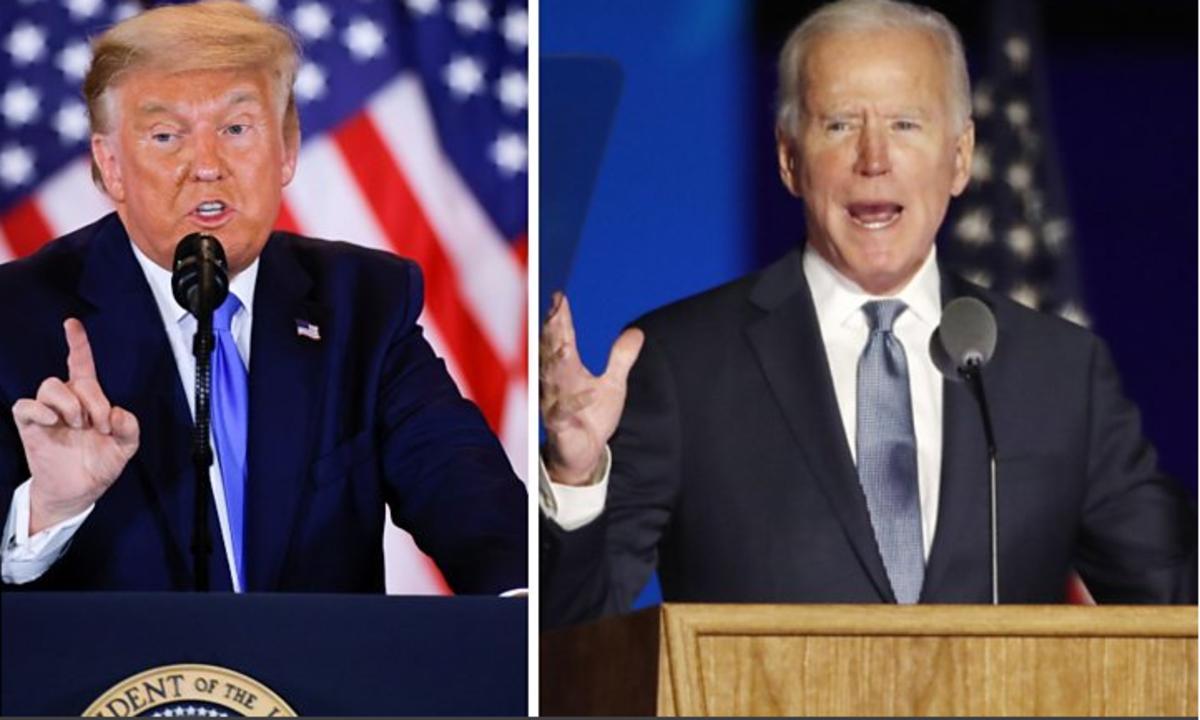 آخر أخبار الانتخابات الامريكية: هل يخسر ترامب؟