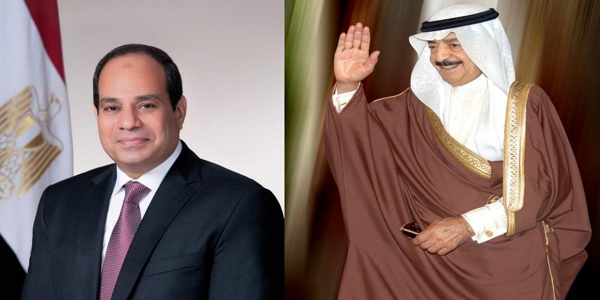 وفاة الأمير خليفة بن سلمان آل خليفة وإعلان الحداد لمدة أسبوع وبيان من رئاسة الجمهورية المصرية