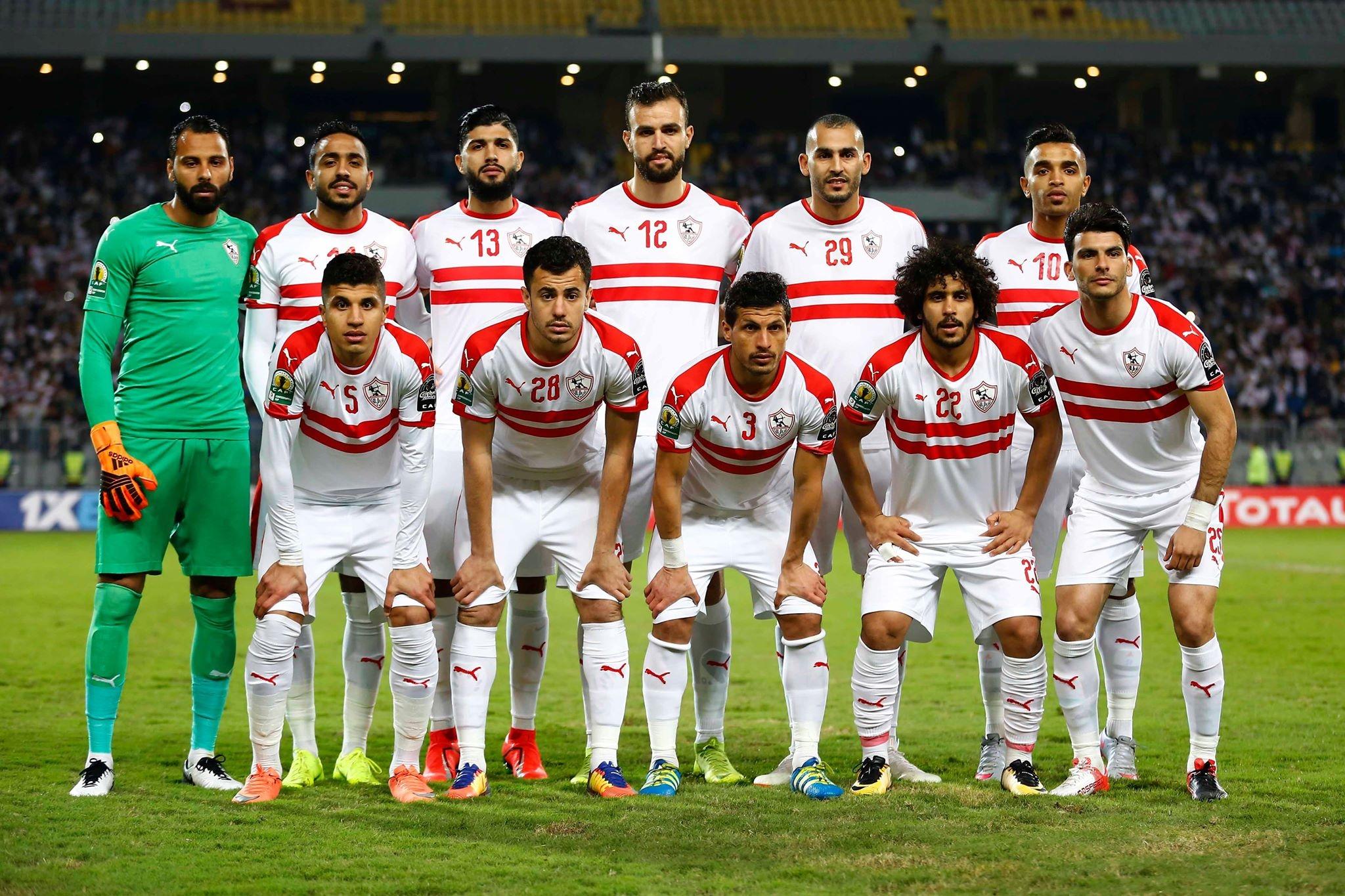 موعد مباراة الزمالك والمقاولون العرب والقنوات الناقلة والتشكيل المتوقع