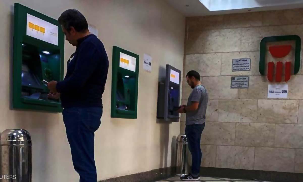 """رسوم  الاستعلام وسحب الأموال من ماكينات الصراف """"ATM"""" منذ أول يناير"""