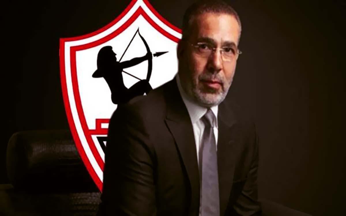 مدحت العدل يعلن عن قرار قد يحدث انقلابا داخل مجلس إدارة نادي الزمالك