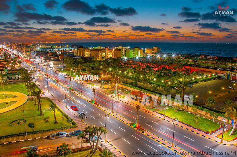 احتفالات محافظة بور سعيد 2021