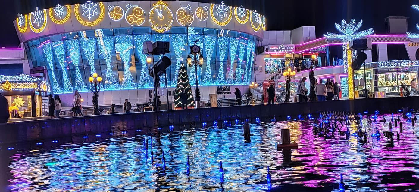 احتفالات شرم الشيخ 2021