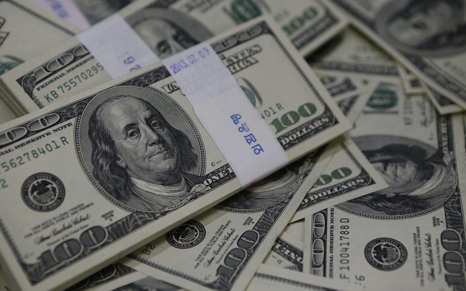 استقرار أسعار الدولار أمام الجنيه في عيد الميلاد
