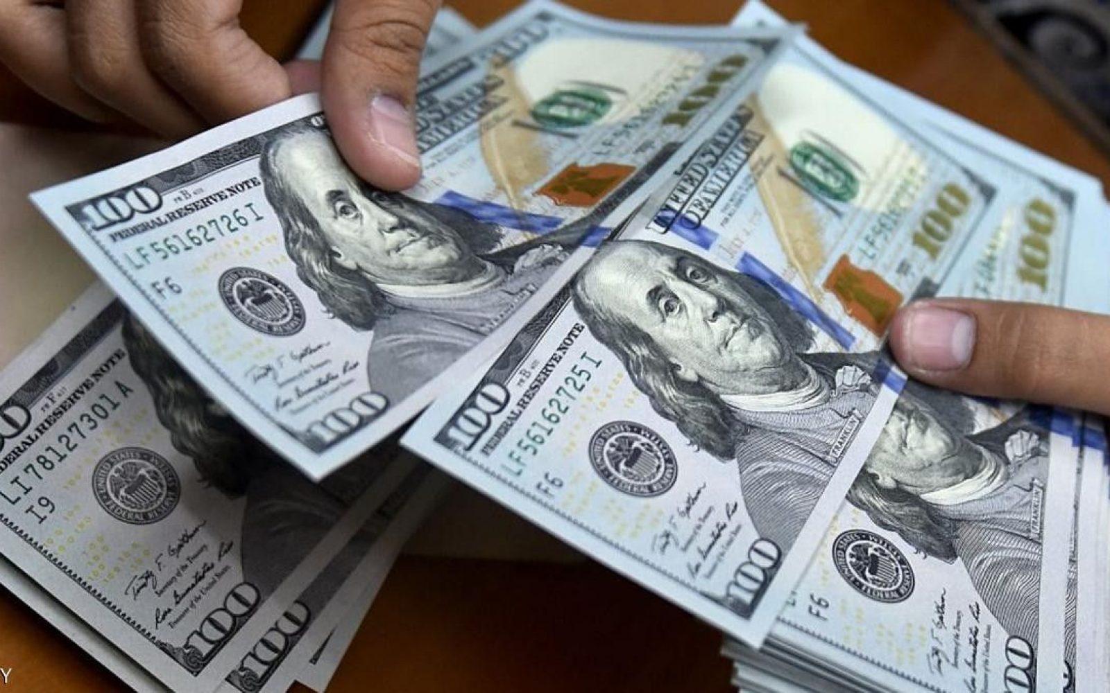 استقرار أسعار الدولار أمام الجنيه في عيد الميلاد 2