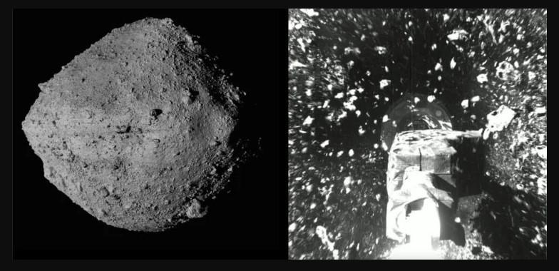 أفضل صور العلوم لعام 2020 - صورة للكويكب بينو