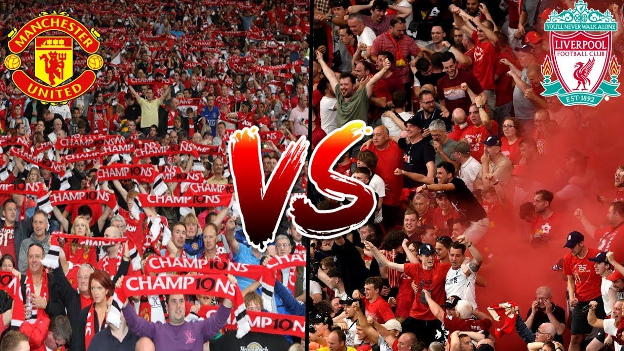 ليفربول ضد مانشستر يونايتد