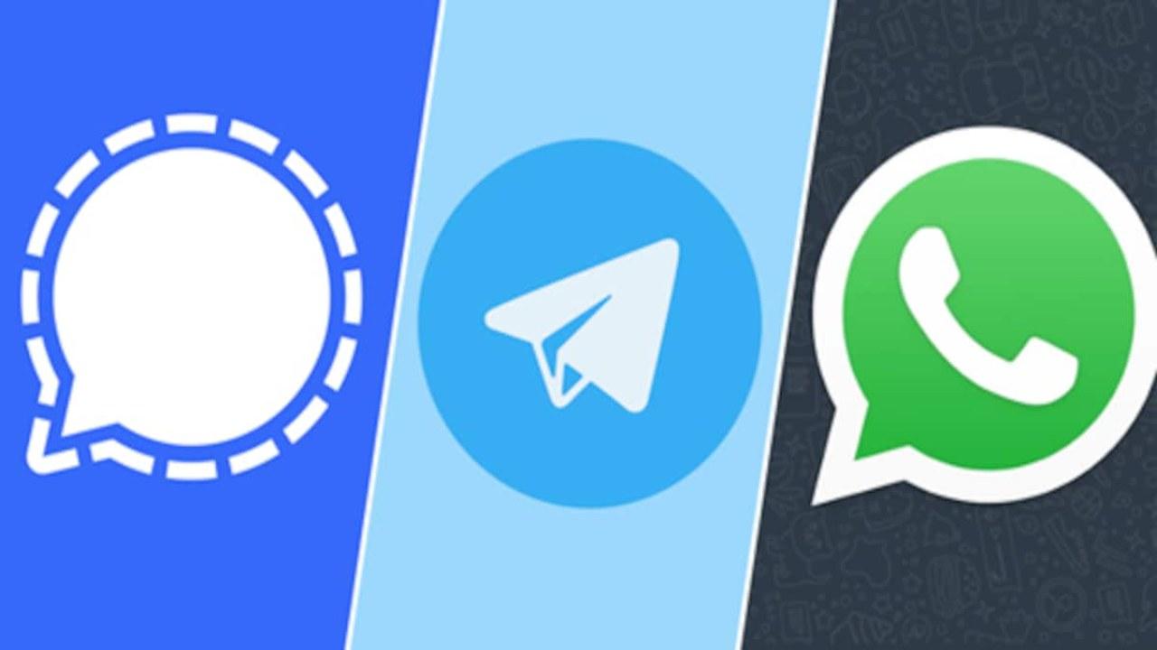 Signal و Telegram أيهما أفضل تطبيق دردشة؟