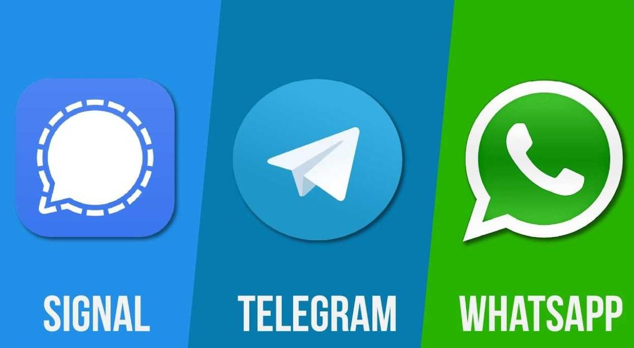 Signal و Telegram أيهما أفضل تطبيق دردشة؟ 1