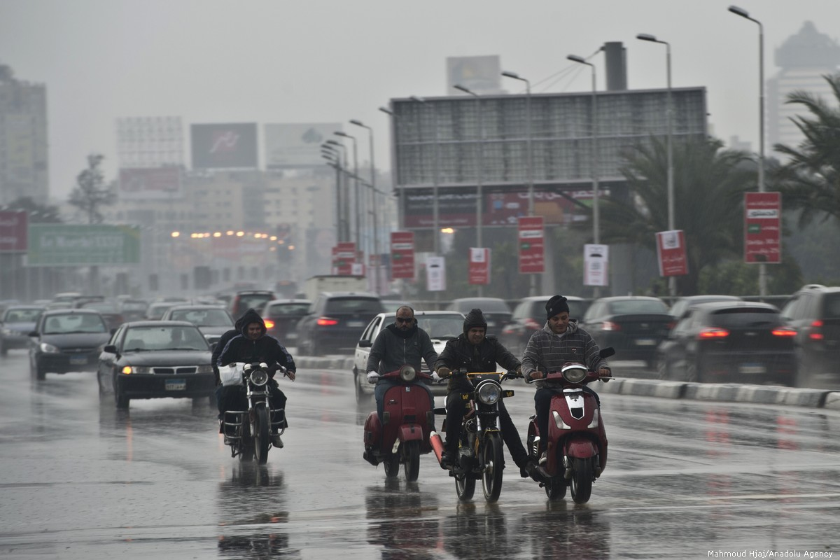 الأرصاد الجوية تحذر من طقس الأربعاء وتنشر خريطة تساقط الأمطار والحكومة ترفع حالة الطوارئ بالمحافظات 2