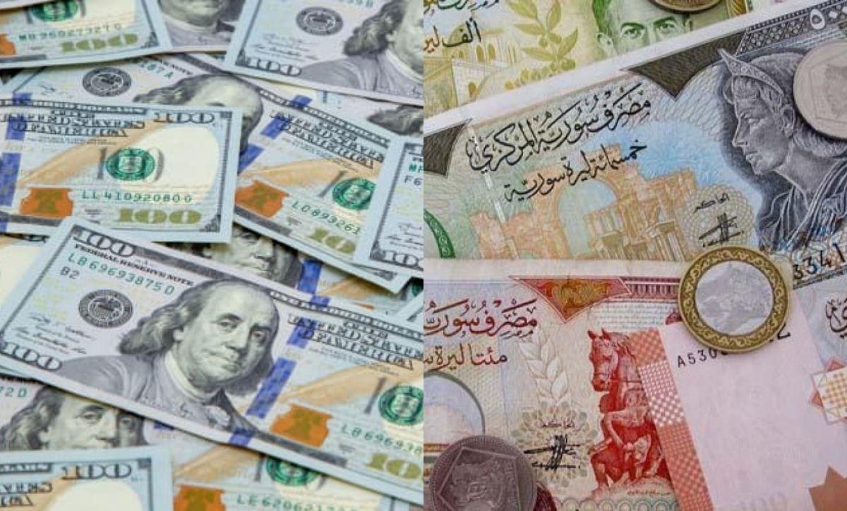 سعر صرف الدولار في سوريا اليوم الأربعاء 27-1-2021.. الأخضر الأمريكي يستقر مسجلا 2948 ليرة للبيع