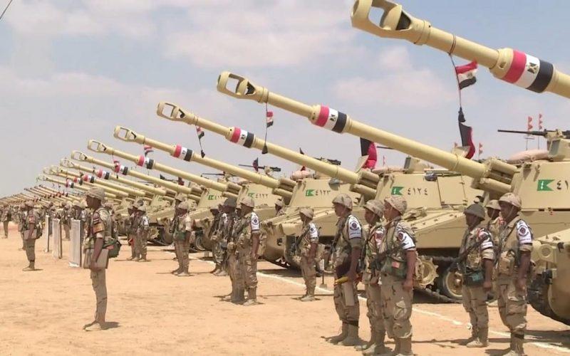 الجيش المصري الأقوى عربيًا في قائمة أقوي جيوش العرب 2021