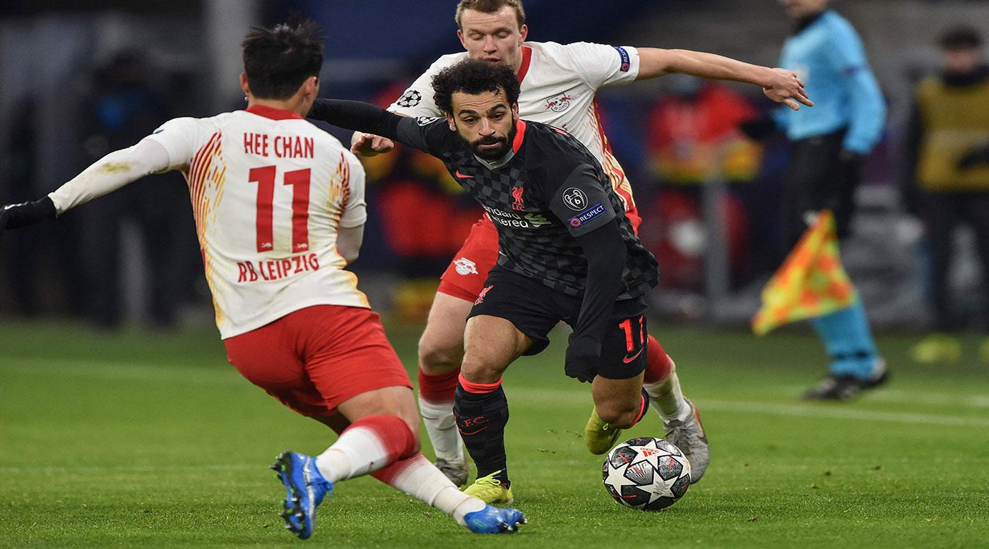 موعد مباراة ليفربول ولايبزيج والقنوات الناقلة