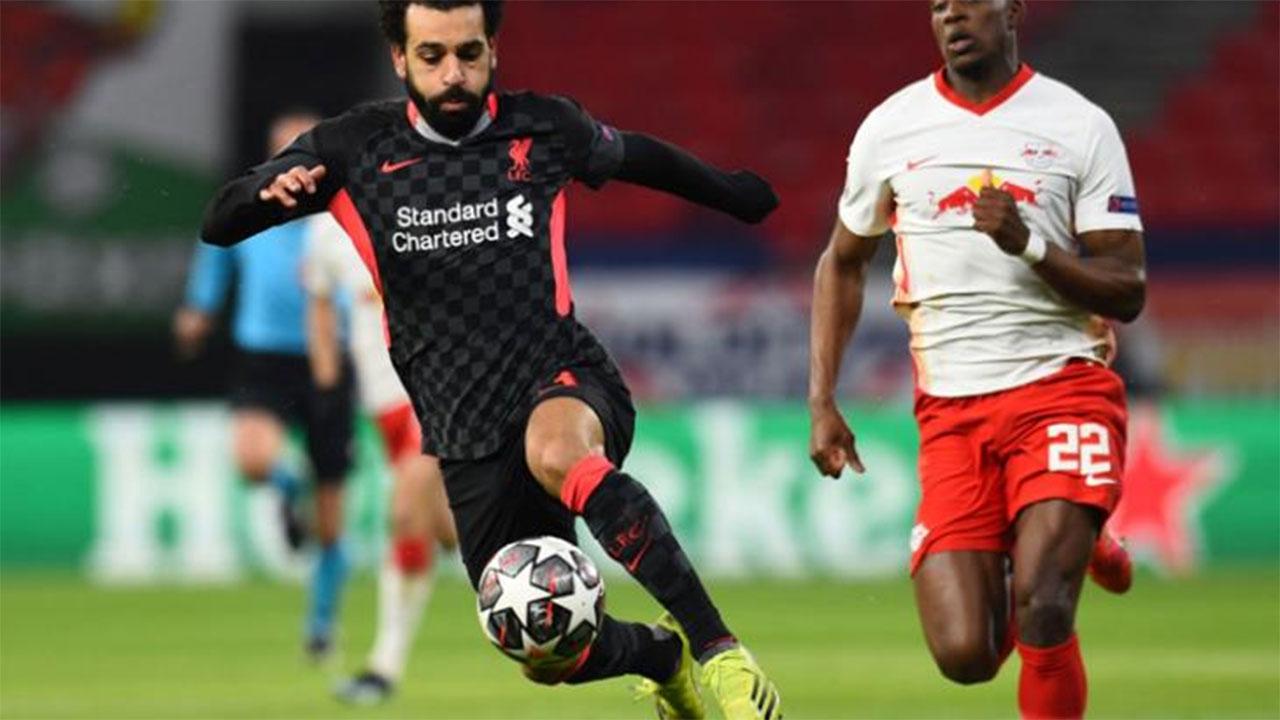موعد مباراة ليفربول ولايبزيج والقنوات الناقلة 1