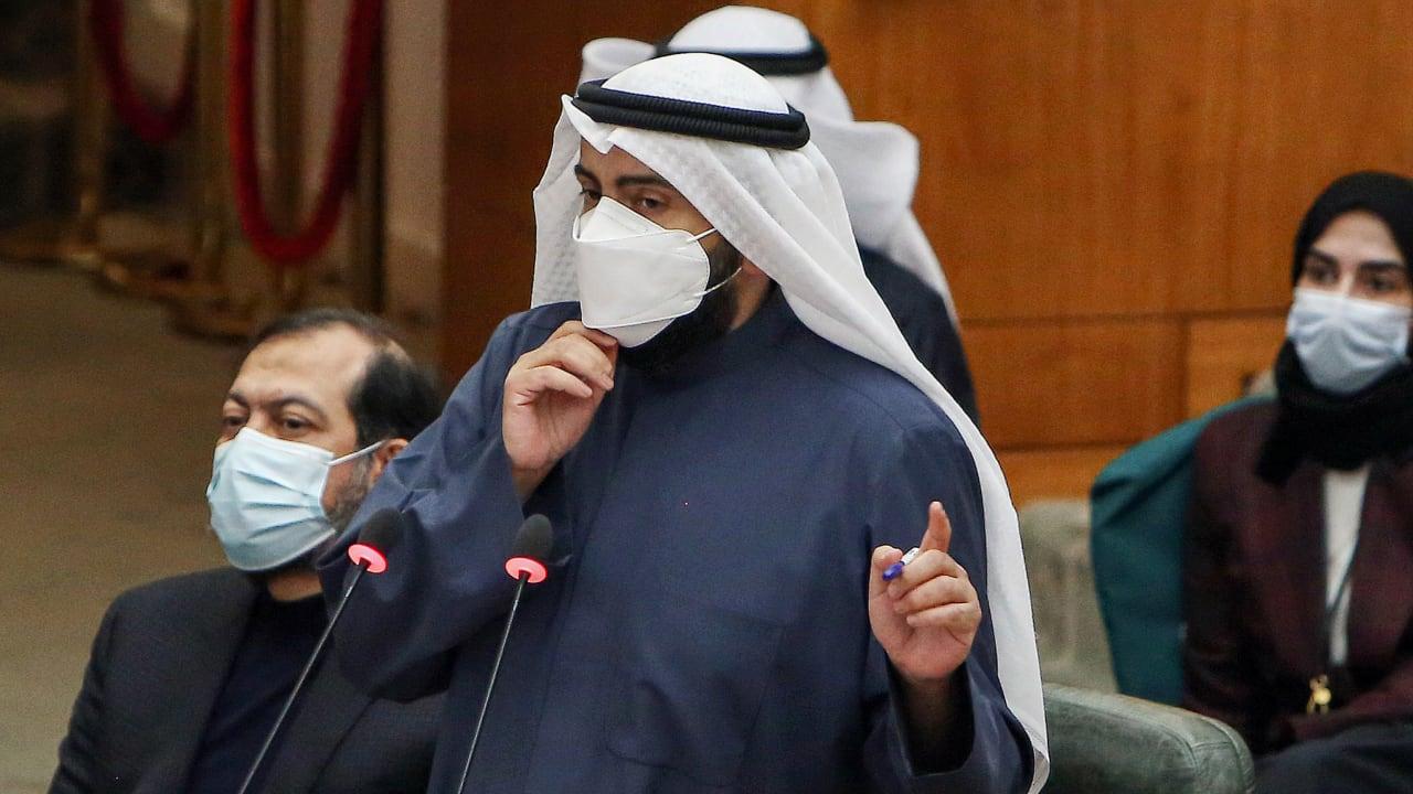 وزير الصحة الكويتي