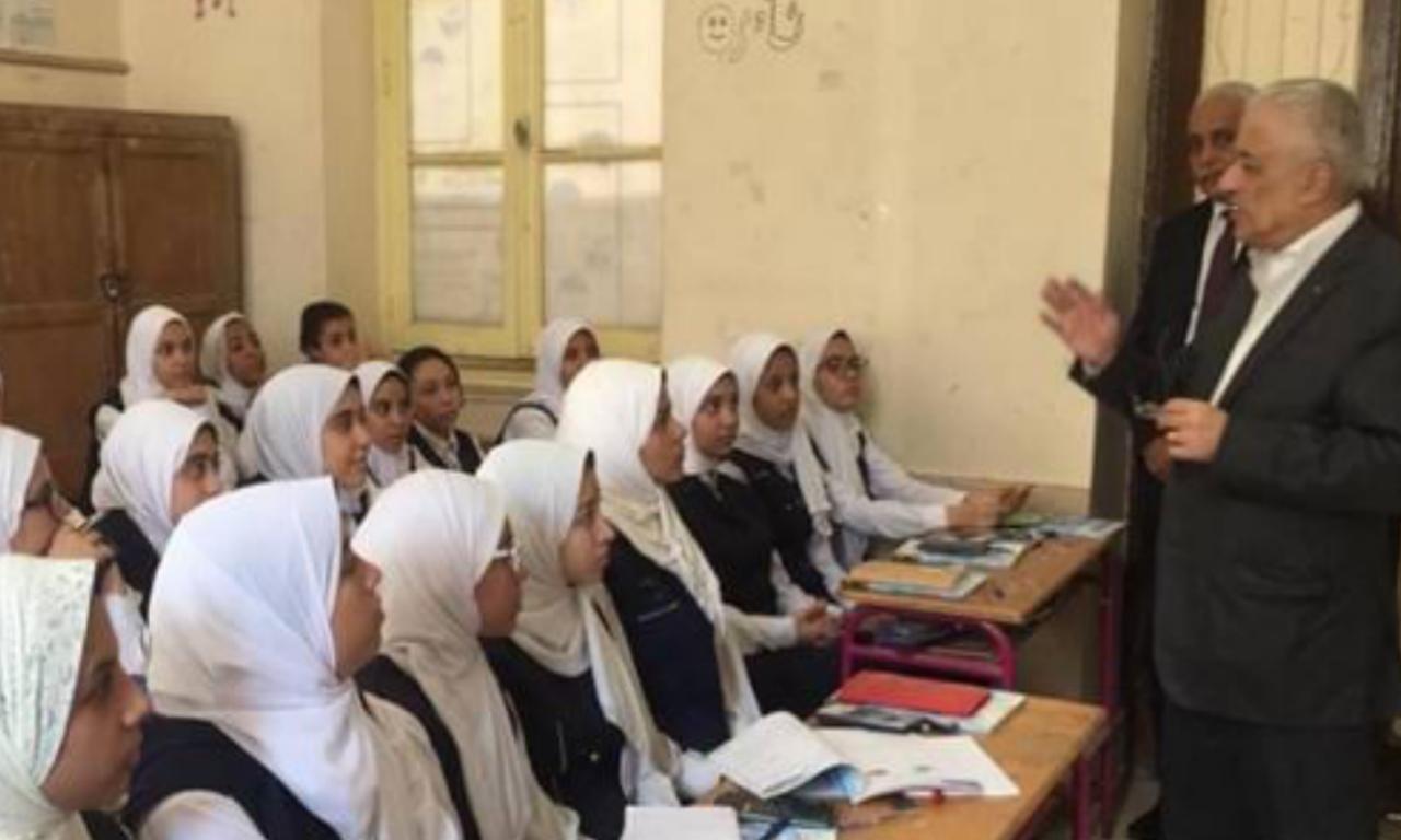 وزير التربية والتعليم: امتحانات الثانوية العامة ستكون علي شبكات أخري وليست بنفس شبكات اليوم