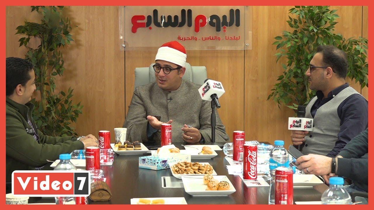 """الشيخ محمود الشحات أنور.. رأيت الله وصعدت إلى السماء السابعة مع رسول في المنام وكانت النجوم تحتي """"فيديو"""" 4"""