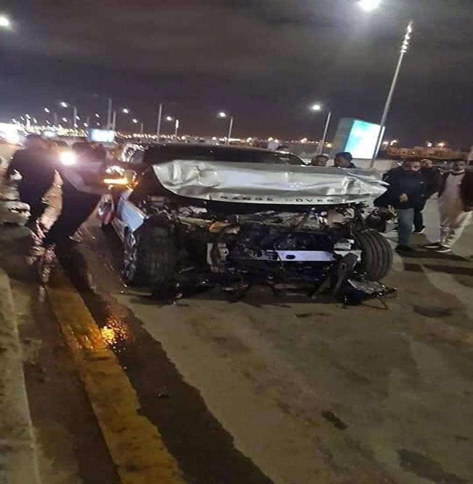 الحالة الصحية للإعلامي عمرو أديب الآن بعد تعرضه لحادث بسيارته فجر اليوم على طريق دهشور 3