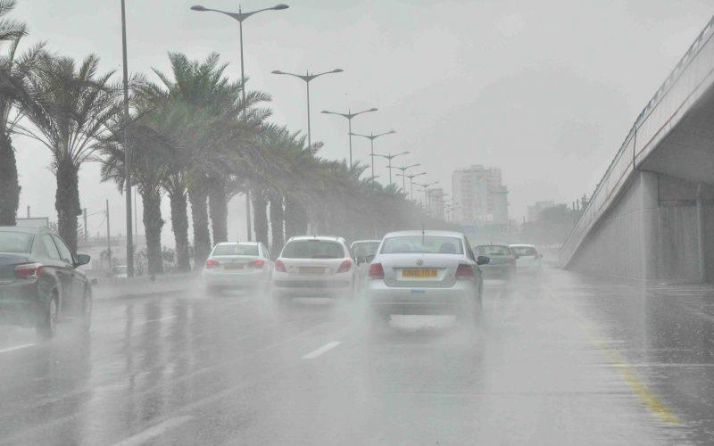 أمطار غزيرة ورياح.. حالة الطقس اليوم الثلاثاء 23 فبراير وأماكن سقوط الأمطار بالمحافظات